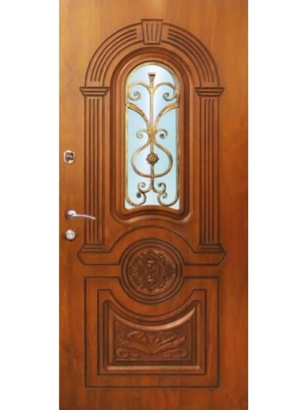 термопласт 55 - Вхідні двері, Двері зовнішні (в будинок)