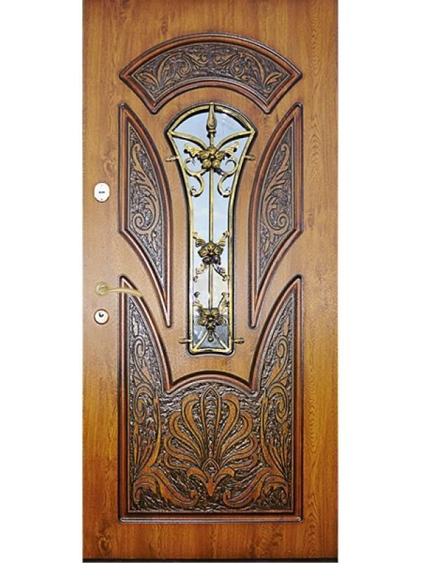 термопласт 56 - Вхідні двері, Двері зовнішні (в будинок)
