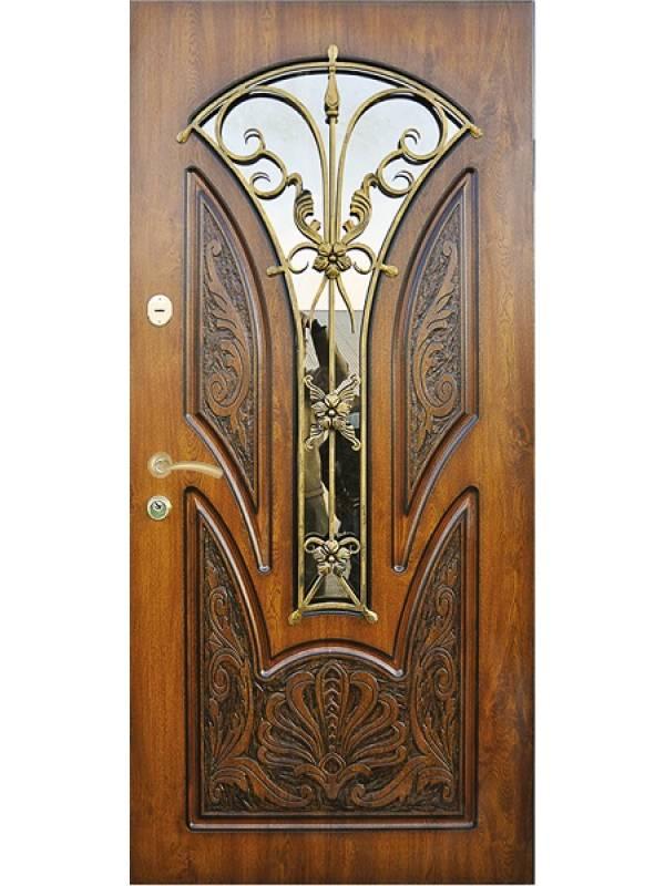 057 - Вхідні двері, Двері зовнішні (в будинок)