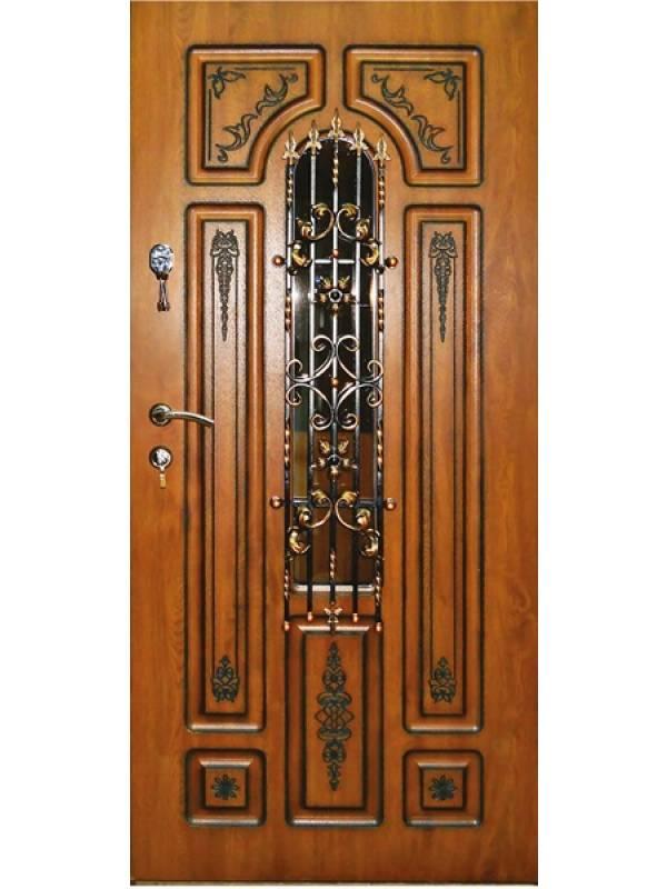 058 - Вхідні двері, Двері зовнішні (в будинок)