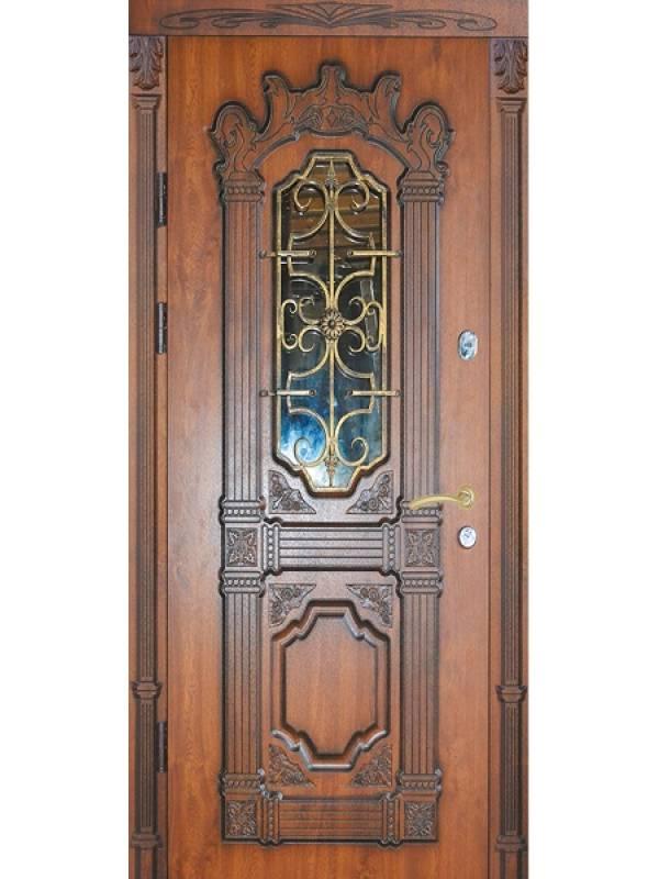 термопласт 76 - Вхідні двері, Двері зовнішні (в будинок)