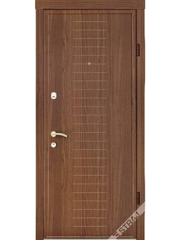 Модель 102 Стандарт - Вхідні двері, Двері зовнішні (в будинок)