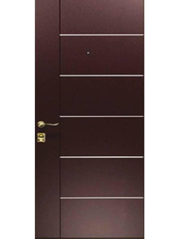 термопласт 110 - Вхідні двері, Двері зовнішні (в будинок)