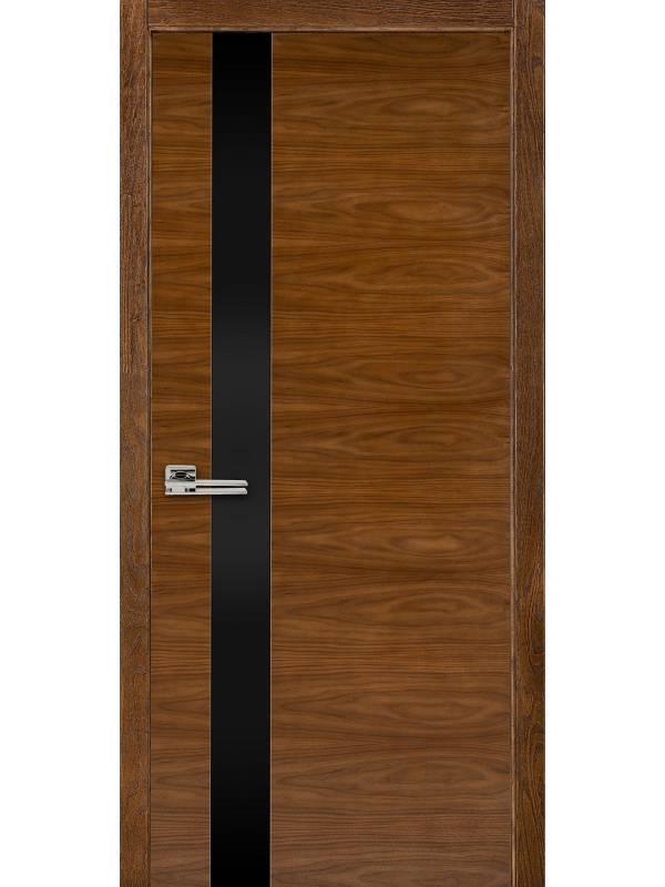 модель 21 - Міжкімнатні двері, Шпоновані двері
