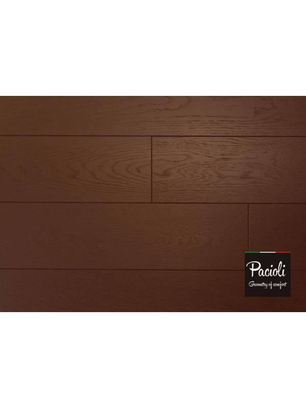 Масивна дошка Pacioli 304 Cioccolato - Підлога, Масивна дошка