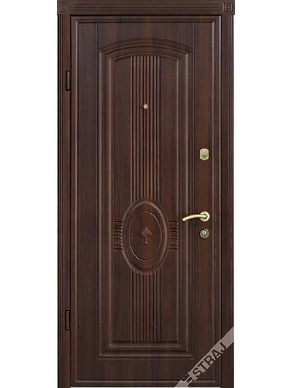 Модель 56 Стандарт - Вхідні двері, Двері зовнішні (в будинок)