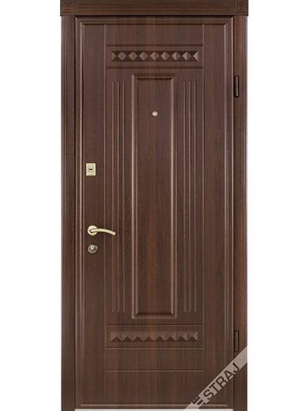 Модель 61 Стандарт - Вхідні двері, Двері зовнішні (в будинок)