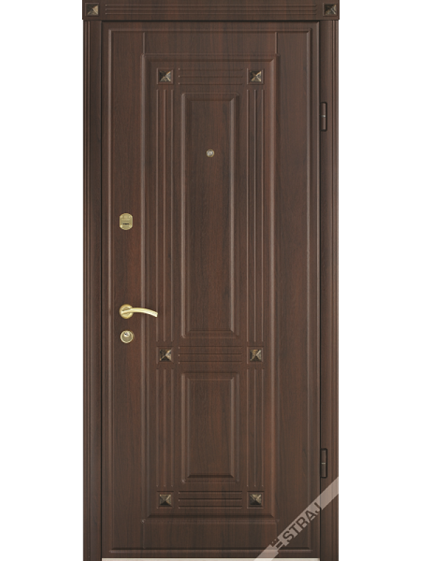 Екріз Стандарт - Вхідні двері, Двері зовнішні (в будинок)