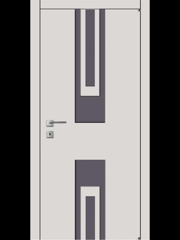 A12.1.S - Міжкімнатні двері, Пофарбовані двері