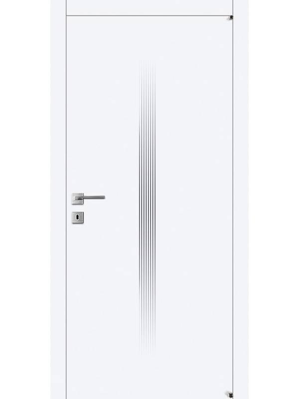 A17.F - Міжкімнатні двері, Білі двері