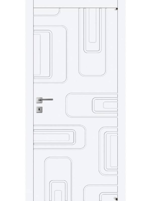 A19.F - Міжкімнатні двері, Білі двері