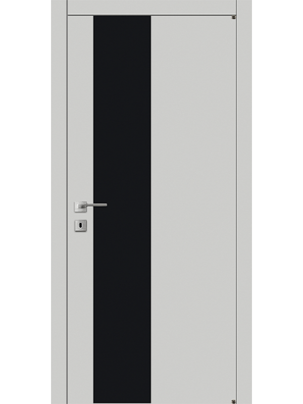 A3.S - Міжкімнатні двері, Пофарбовані двері