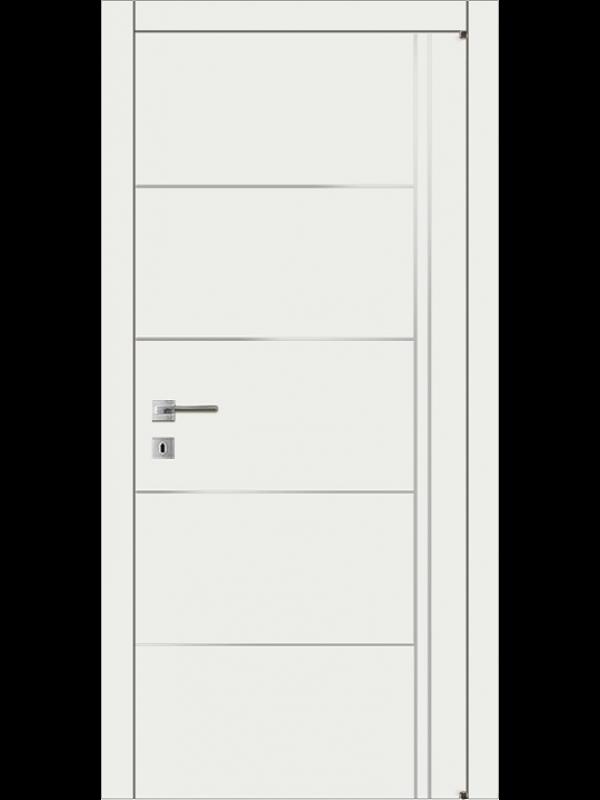 A7.2.M - Міжкімнатні двері, Пофарбовані двері
