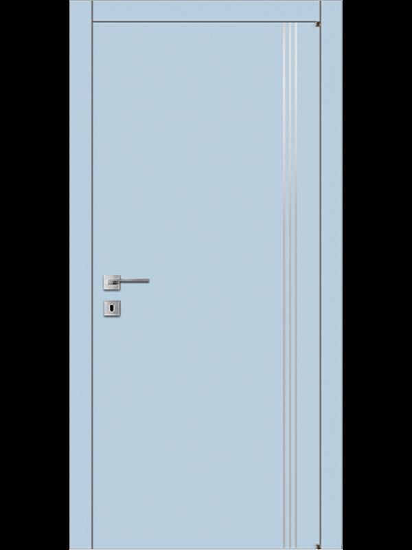 A7.3.M - Міжкімнатні двері, Пофарбовані двері