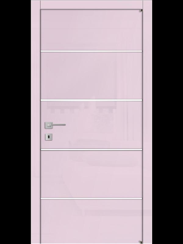 A7.M - Міжкімнатні двері, Пофарбовані двері