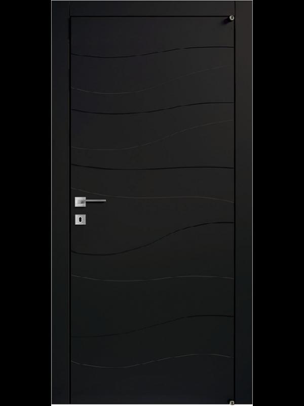 A8.F - Міжкімнатні двері, Пофарбовані двері