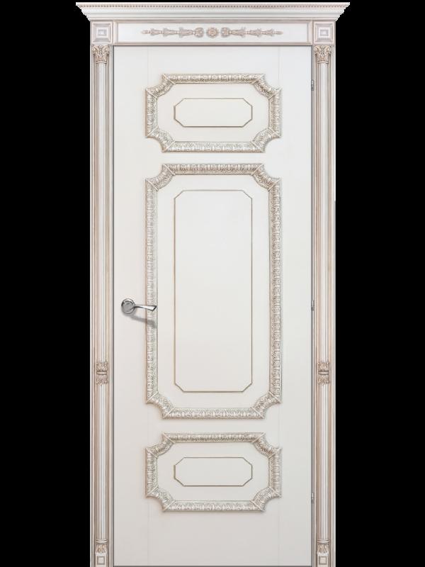 Дожу 3 - Міжкімнатні двері, Пофарбовані двері
