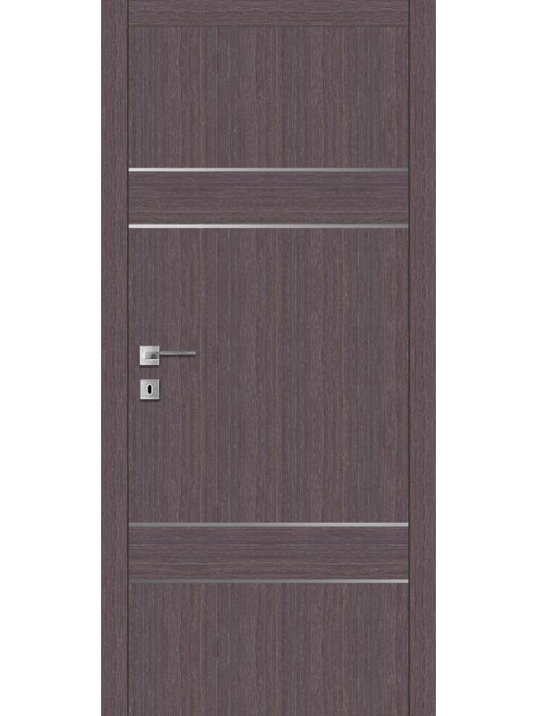 F 12 - Міжкімнатні двері, Шпоновані двері