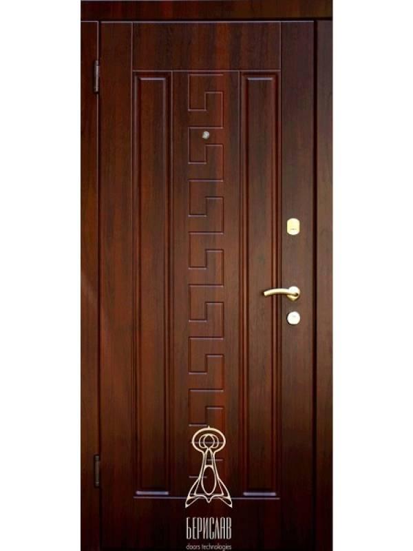 Берислав Змійка М-2 - Вхідні двері, Двері зовнішні (в будинок)