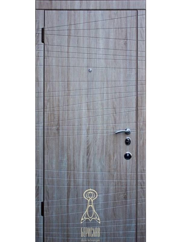 Берислав Соната М4 - Вхідні двері, Двері зовнішні (в будинок)