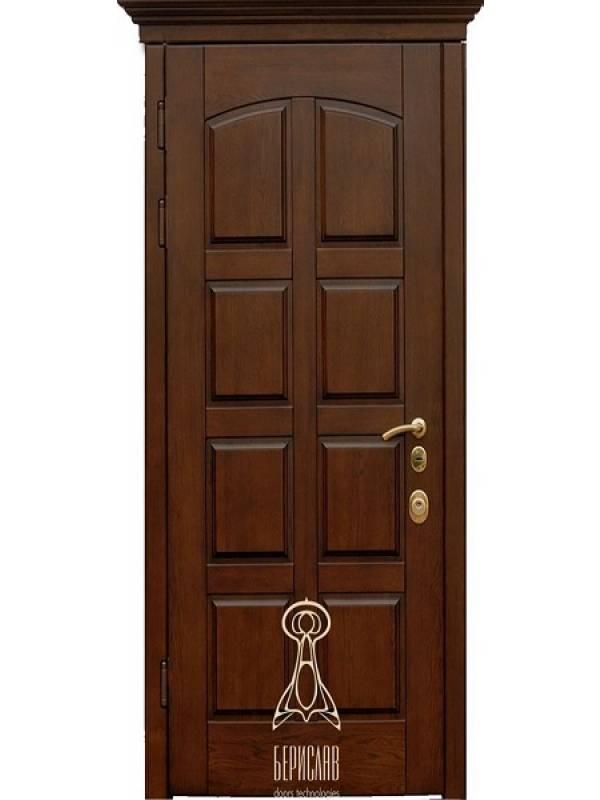 Берислав Шведська Дуб М-4 - Вхідні двері, Двері зовнішні (в будинок)