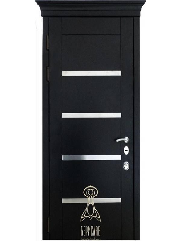 Берислав Молдинг дуб М4 - Вхідні двері, Двері зовнішні (в будинок)