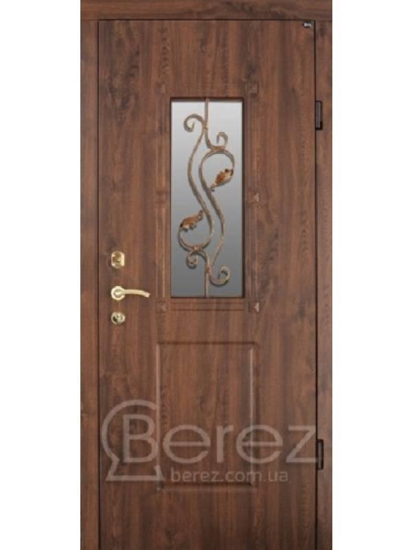 Ампір Берез Strada - Вхідні двері, Двері зовнішні (в будинок)