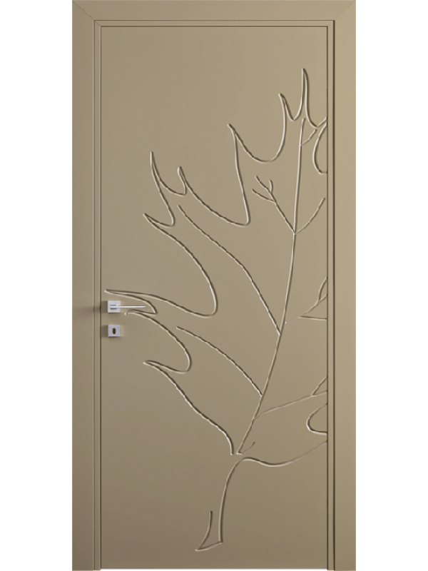FL10 - Міжкімнатні двері, Пофарбовані двері