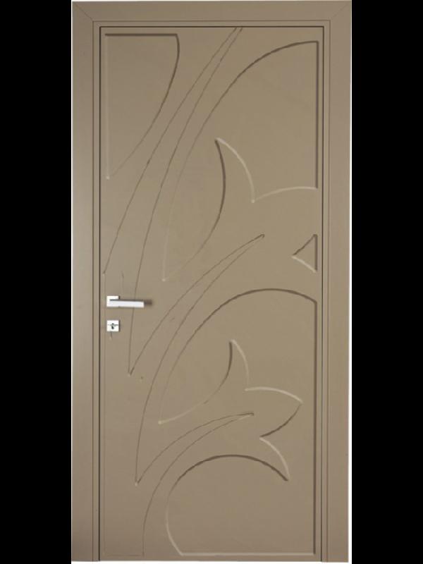 FL11 - Міжкімнатні двері, Пофарбовані двері
