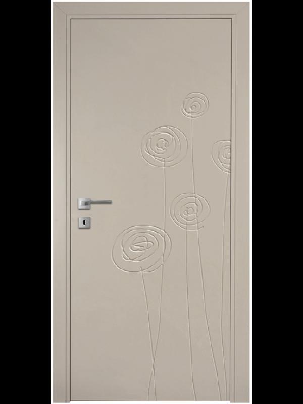 FL6 - Міжкімнатні двері, Пофарбовані двері