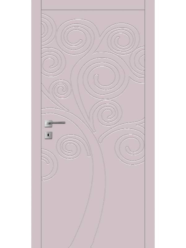 FL9 - Міжкімнатні двері, Пофарбовані двері