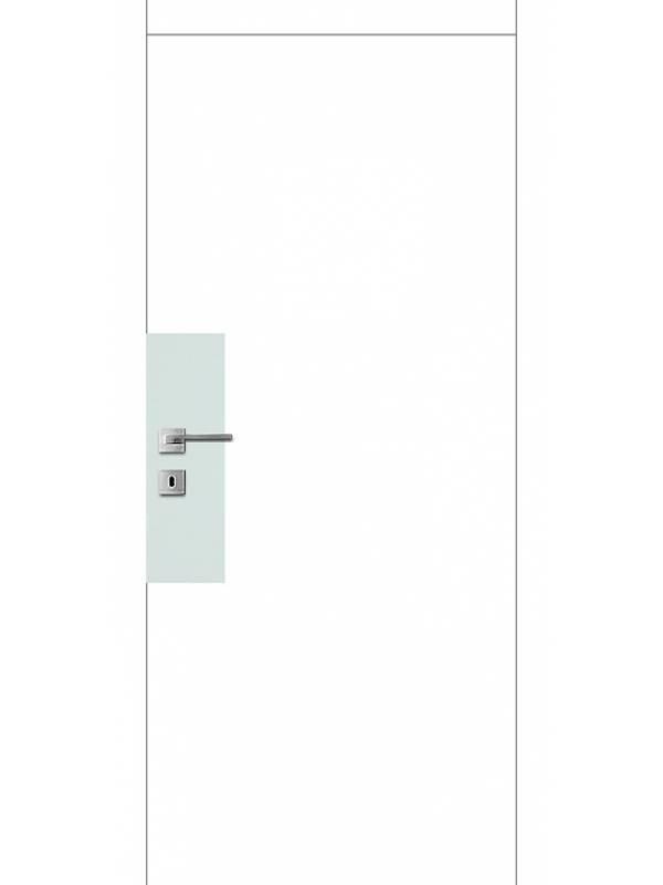 FT10.S - Міжкімнатні двері, Білі двері
