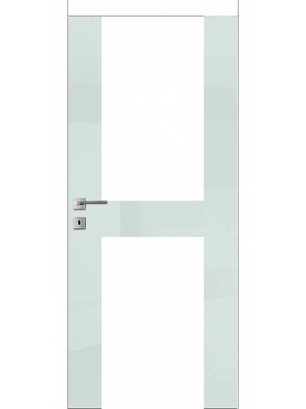 FT21.SM - Міжкімнатні двері, Білі двері