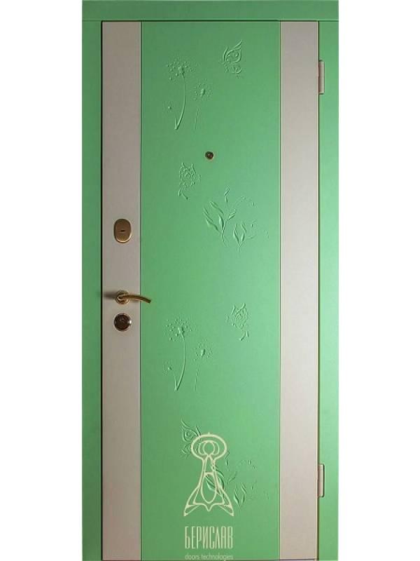 Берислав Primavera фісташковий М-2 - Вхідні двері, Двері зовнішні (в будинок)
