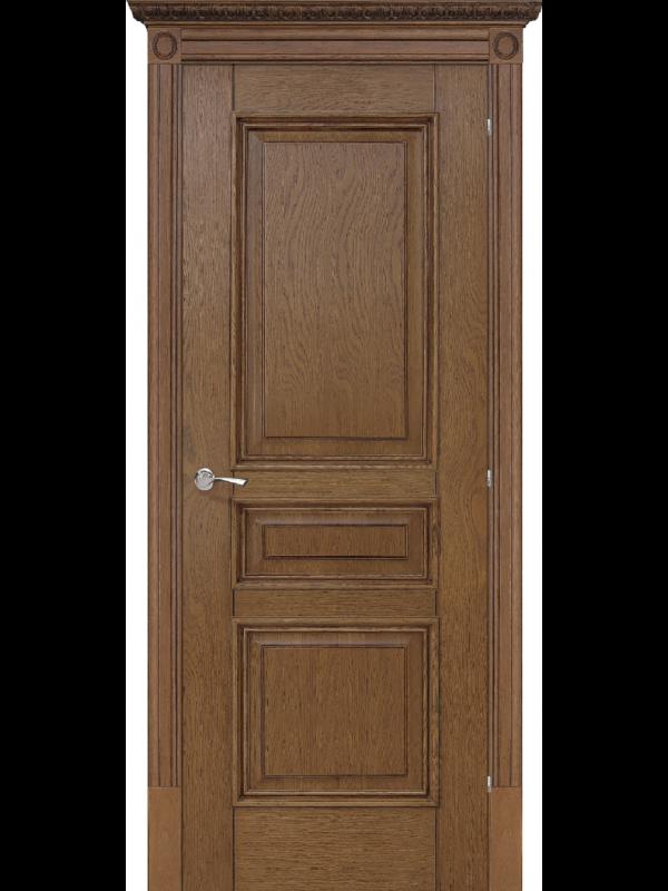 Ромула 3 ПГ - Міжкімнатні двері, Шпоновані двері