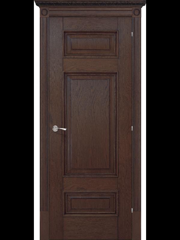Ромула 4 ПГ - Міжкімнатні двері, Шпоновані двері