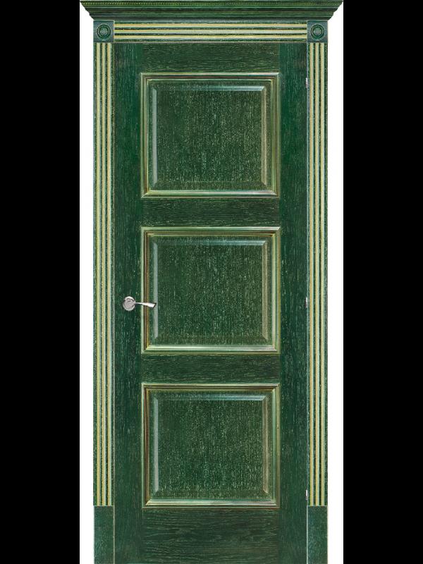 Трієст ПГ - Міжкімнатні двері, Шпоновані двері