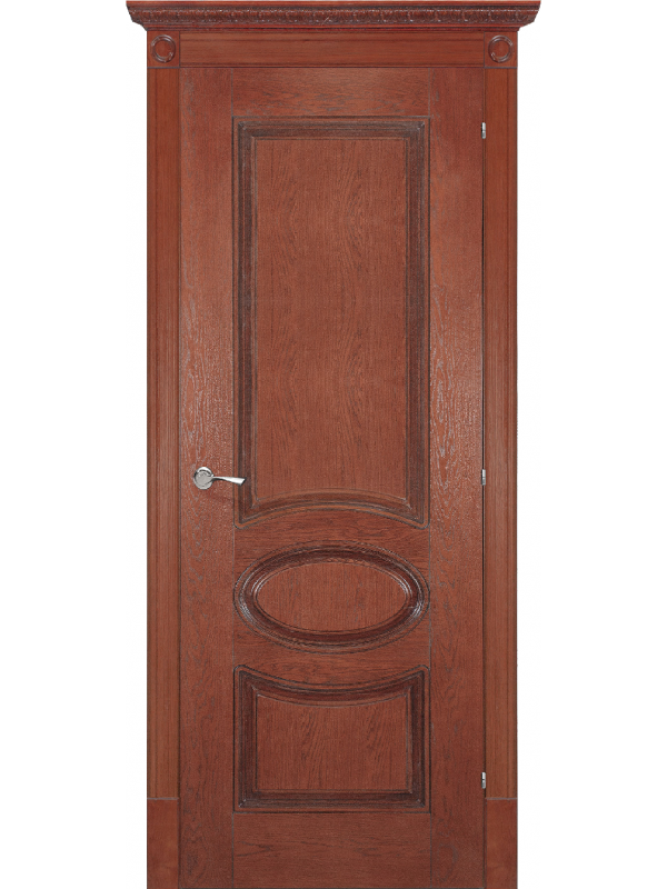 Валенсія ПГ - Міжкімнатні двері, Шпоновані двері