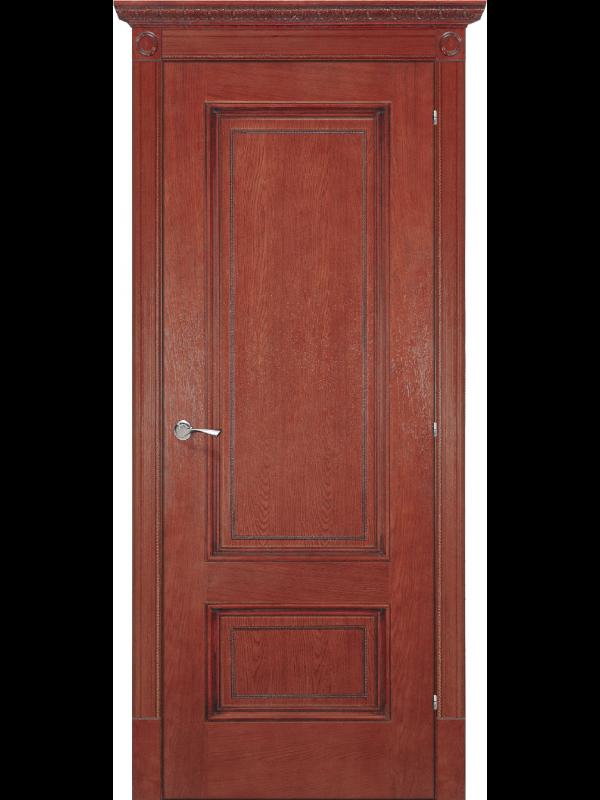 Йорк ПГ - Міжкімнатні двері, Шпоновані двері