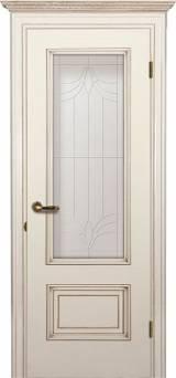 Йорк зі склом - Міжкімнатні двері