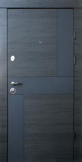 Qdoors Стиль (Премиум) - Вхідні двері