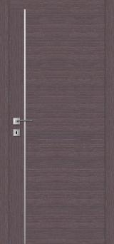 F 4.2 - Міжкімнатні двері, Шпоновані двері