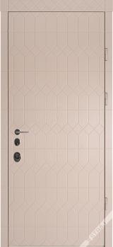 Антрацит 3D Престиж - Вхідні двері, Двері зовнішні (в будинок)
