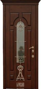 Берсілав Русь зі склопакетом Дуб М-4 - Вхідні двері, Двері внутрішні (в квартиру)