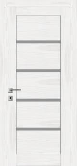 L-1 - Міжкімнатні двері, Білі двері шпоновані