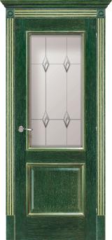 Трієст зі склом - Міжкімнатні двері