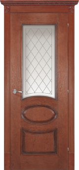 Валенсія зі склом - Міжкімнатні двері