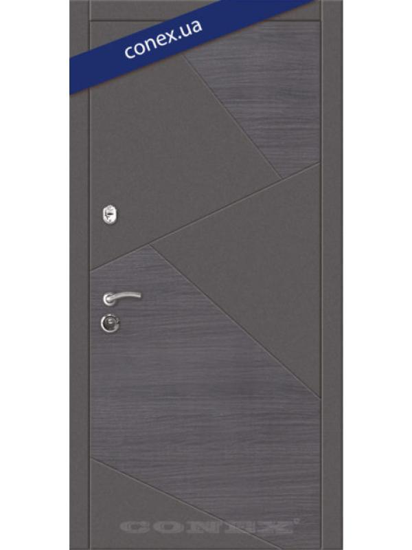 Модель 76. МДФ. Венге серый горизонт элегантный серый
