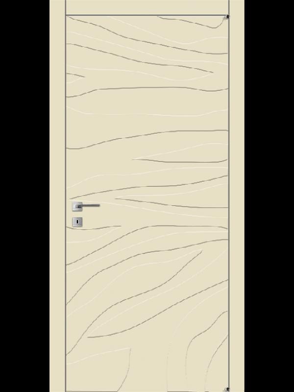 A11.F - Межкомнатные двери, Окрашенные двери