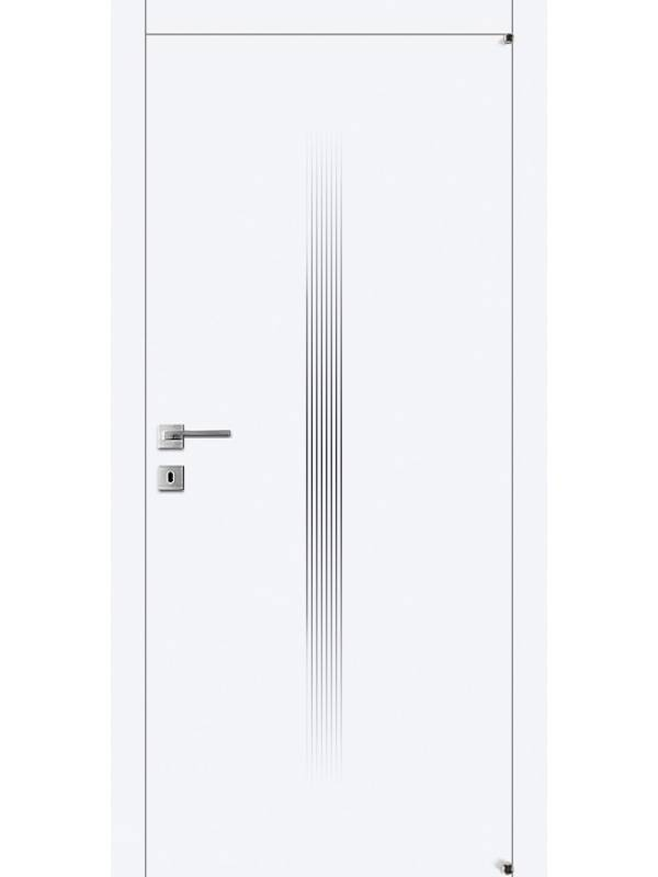 A17.F - Межкомнатные двери, Белые двери